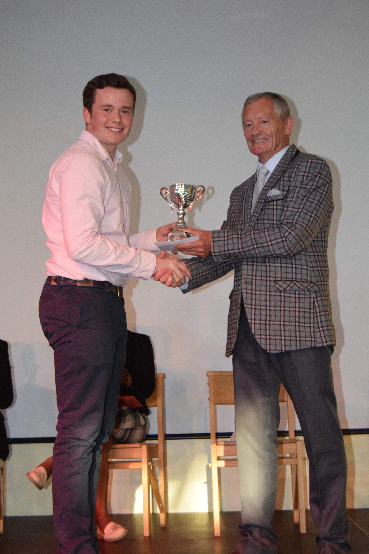Aladair Ager School Service Cup