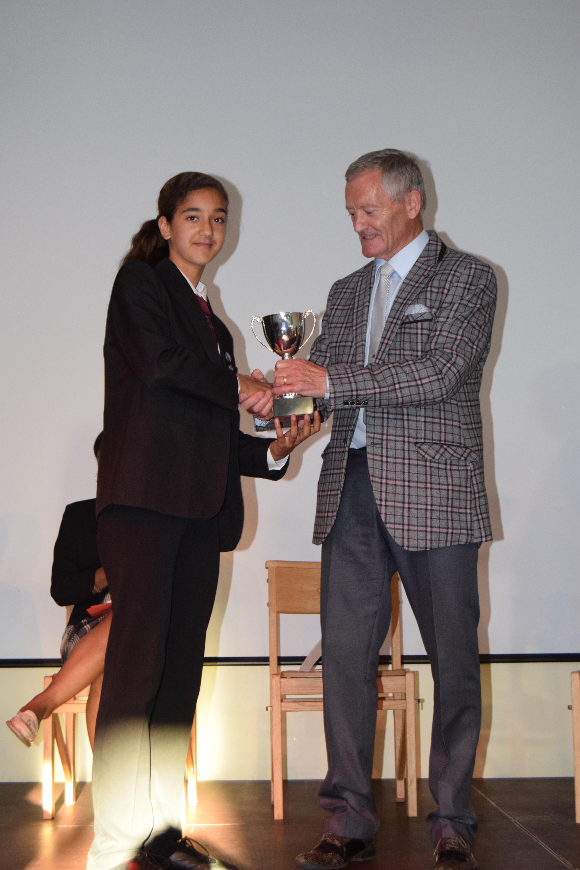 Andreia Oliveira Sports Award