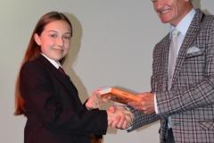 Urte Cibitye English award